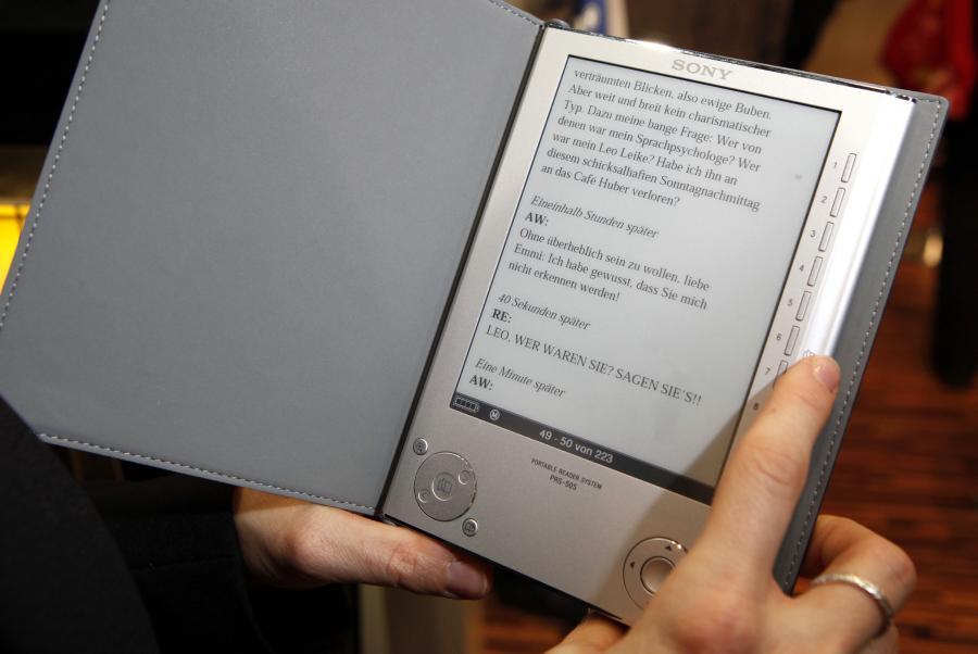 e-czytnik / e-papier