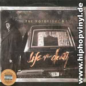 Notorious BIG - Life After Death 3LP (pierwsze tłoczenie)