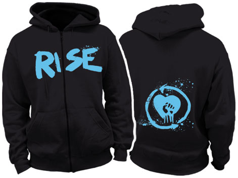 Bluza Rise against1