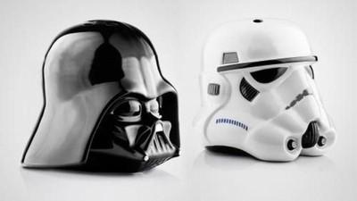 Solniczka i pieprzniczka Star Wars Darth Vader