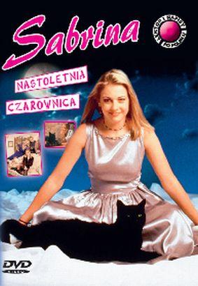 wszyskie  odcinki  na dvd serialu sabrina nastoletnia czarownica
