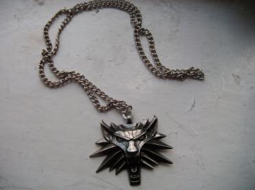 Medalion Wiedźmiński 2