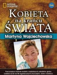 Książka Kobieta Na Krańcu świata..