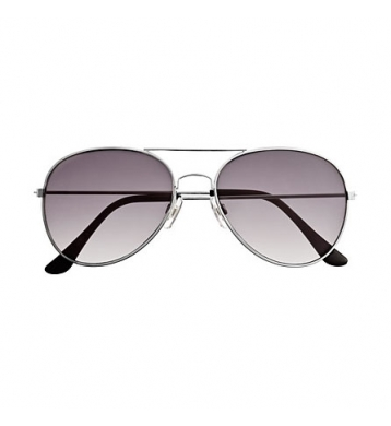okulary aviatorki