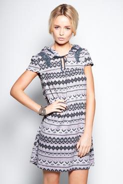 aztecka sukienka