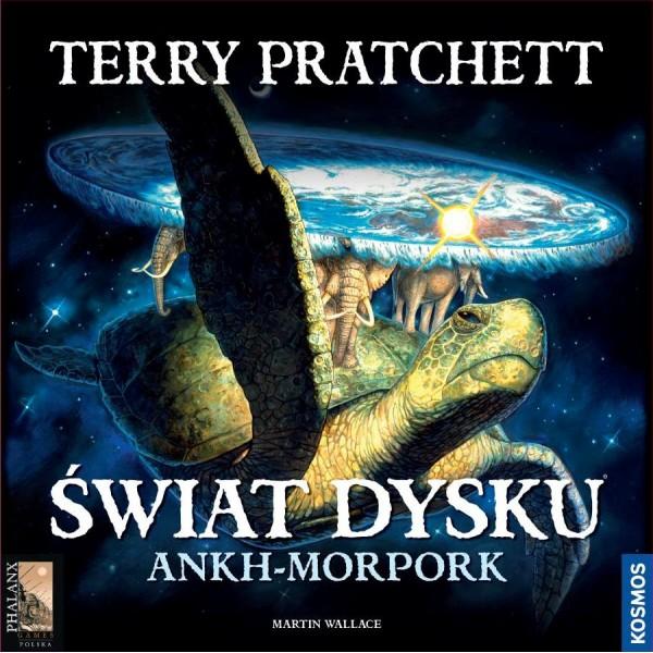 Świat Dysku - Ankh-Morpork gra planszowa