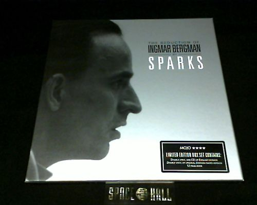 Sparks - The Seduction of Ingmar Bergman - 2xLP/CD Box