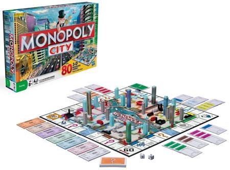 Monopoly świat