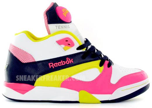 Oldskulowe buty z Reeboka