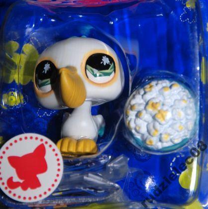 zabawka pelikan z firmy litlest pets shop