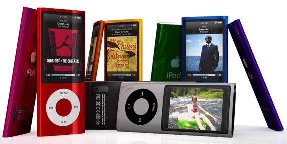 iPod nano ; ))