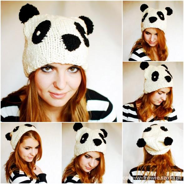 czapka w pande