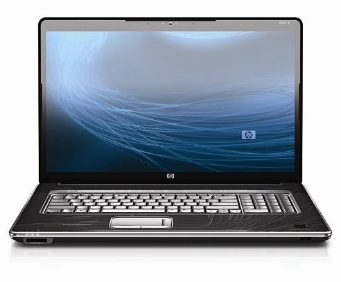 Notebook HP hdx18-1190ew Q9000 18.4