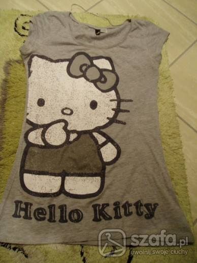 bluzka hello kitty