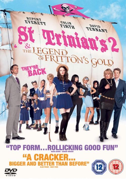 Dziewczyny z St. Trinian 2: The Legend Of Fritton's Gold