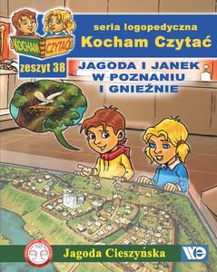 Kocham czytać - Jagoda i Janek w Poznaniu i Gnieźnie