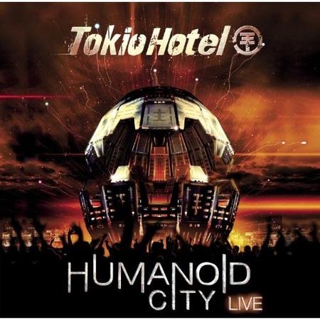 Tokio Hotel Humanoid DvD live