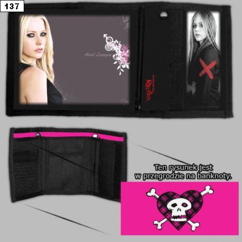 Portfel Avril Lavigne