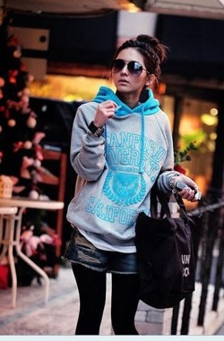 Szara bluza Japan Style