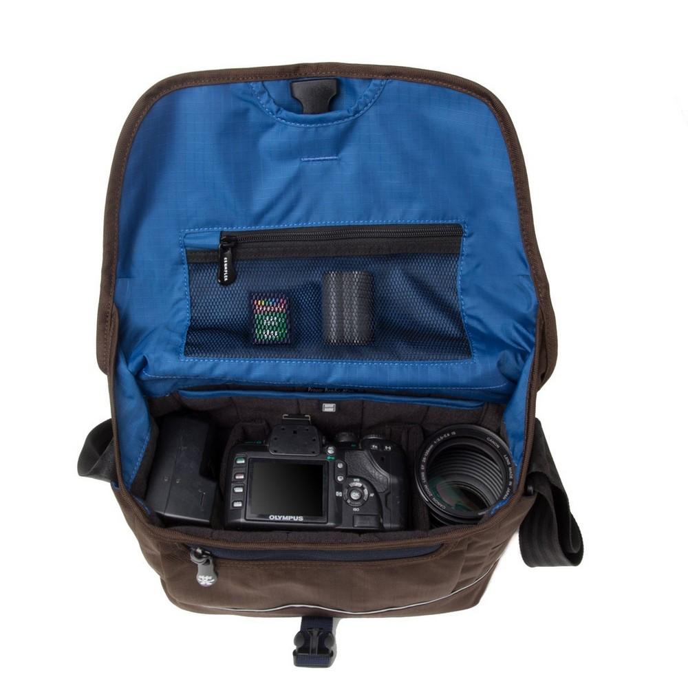 Crumpler Proper Roady 4500 torba fotograficzna - brązowy