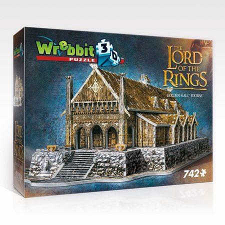 Puzzle 3D: Edoras
