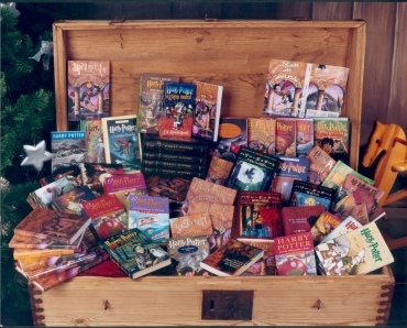 Kolekcja Książek '' Harry Potter ''