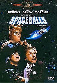 Kosmiczne jaja - film na DVD