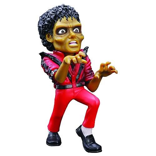 Figurka Michaela Jacksona z teledysku Thriller