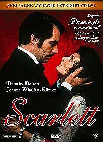 Scarlett (serial na dvd)