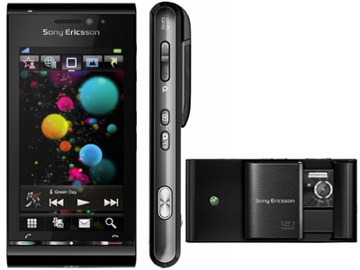 Telefon Sony Ericsson Satio