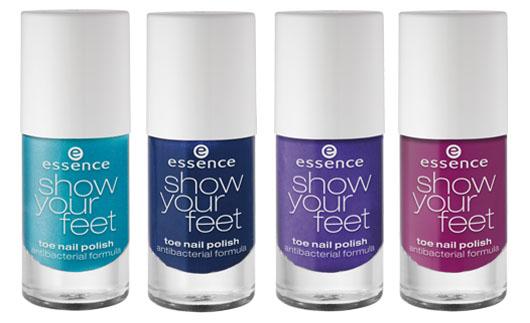 Essence Show Your Feet