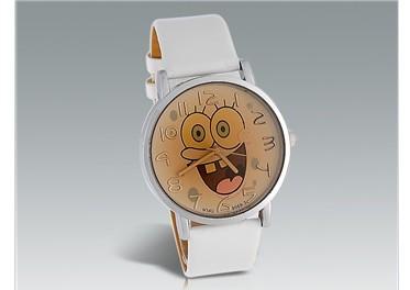 Zegarek stylowy SpongeBob Kanciastoporty dziecięcy