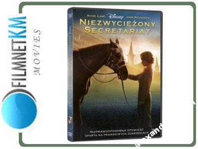 NIEZWYCIĘŻONY SECRETARIAT DVD