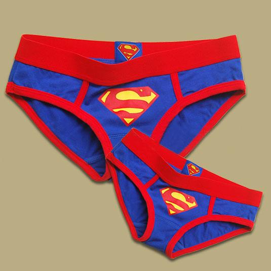 Bielizna 'Superman'