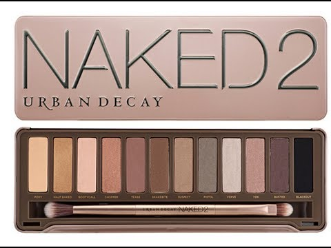 paleta cieni Naked 2