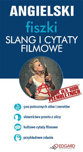 Angielski fiszki Slang i cytaty filmowe