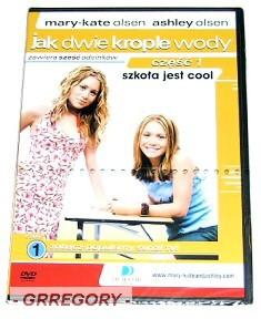 Film DVD Szkoła jest cool