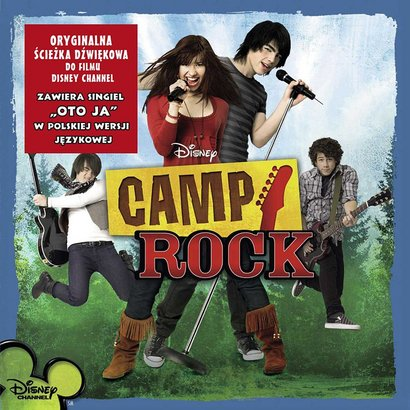 Camp Rock - Piosenki Z Filmu