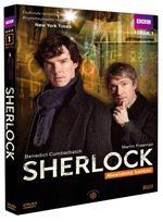 Sherlock. Seria 1. Niewidomy bankier