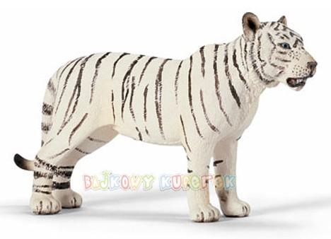 Tygrysica biała schleich