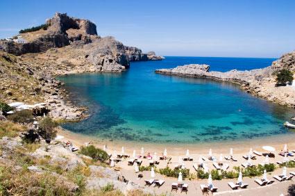 wakacje na wyspie Rhodes (Grecja )