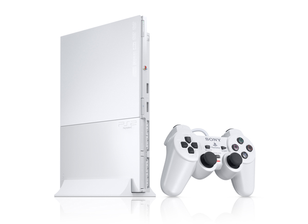 PS2 Ceramic White