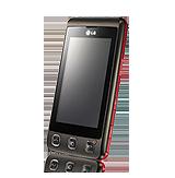 Telefon LG KP500 Dotykowy