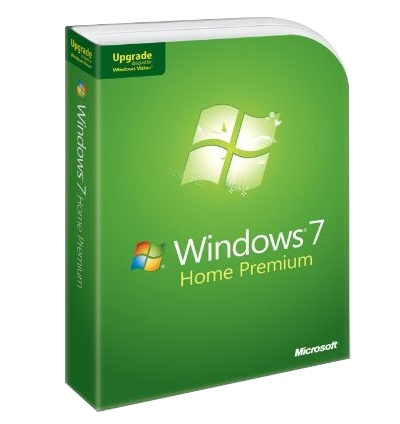 Windows 7 Home Premium Upgrade PL