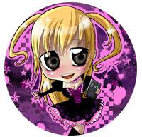 Przypinka Misa 2 Death Note