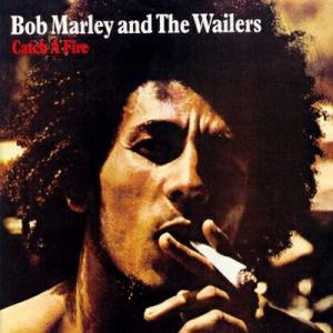 BOB MARLEY - CATCH A FIRE - CD FOLIA