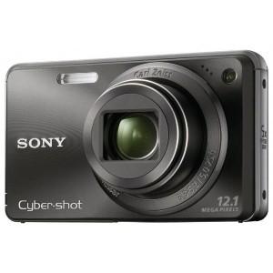 Aparat fotograficzny Sony DSC W290 Czarny