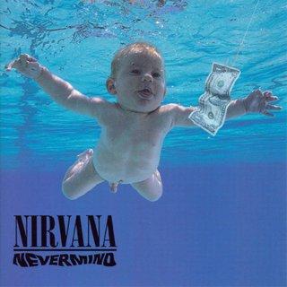 Płyta Nirvany - Nevermind