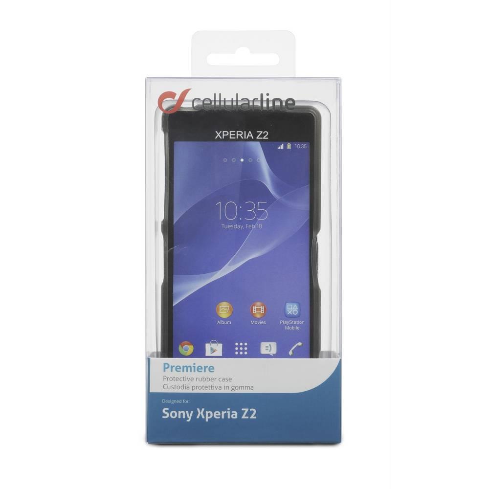 CELLULAR LINE Premiere Etui Sony Xperia Z2 czarne