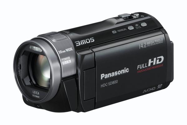 Kamera Panasonic HDC-SD800